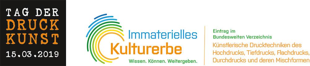 Druckkunst Logo